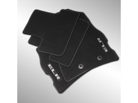 Front and Rear Molded Carpet Floor Mats