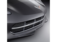 Cyber Gray Grille Insert