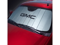 GMC Logo Sunshade Package