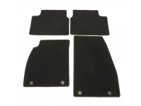 Front and Rear Carpet Replacement Floor Mats