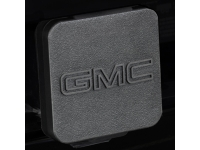 Hitch Receiver Cover with GMC Logo
