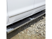 Chrome 6 Inch Tubular Assist Step
