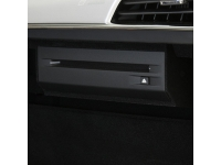 Glove Box Mounted CD Player