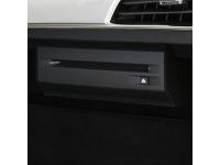 Glove Box Mounted CD Player