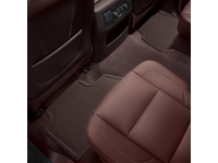 Rear Premium Carpet Floor Mats