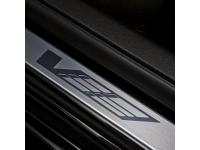 V-Sport Logo Front Door Sill Plates