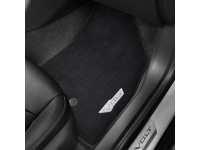 Front and Rear Premium Carpet Floor Mats