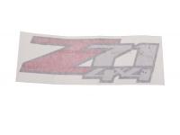 Z71 4X4 Decal