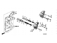 Transmission Accumulator Body