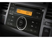 AM/FM/CD Radio