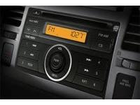 AM/FM/CD Radio