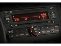 AM/FM/Single CD Radio