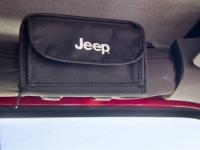 Jeep Logo Sunglass Holder