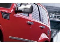 Chrome Door Handle Accent Kit