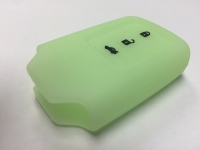 Glow in the Dark 3 Button Smart Key Cover