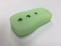 Glow in the Dark 3 Button Key Fob Cover