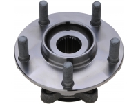 Front Wheel Hub and Bearing