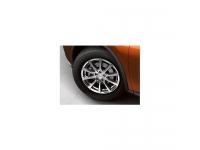 18 Inch 10-Spoke Aluminum Alloy Wheel