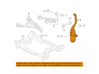 Front Steering Knuckle