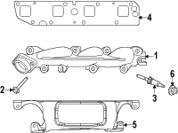 Exhaust Manifold Gasket(Right)