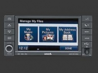 AM/FM CD/DVD/MP3 Player With HD Drive