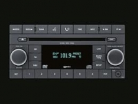 AM/FM Stereo Radio With 6 Disc CD/DVD Player