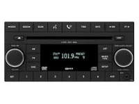 AM/FM Stereo Radio With 6 Disc CD/DVD