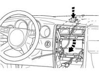 Navigation Radio Antenna