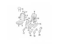 Air Bag Seat Sensor