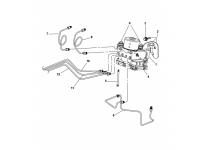 Anti Lock Brake Control Module