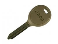 Jeep Logo Sentry Key