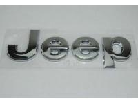 Jeep Hood Nameplate