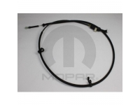 Fuel Injection Throttle Cable
