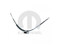 Right Rear Parking Brake Cable