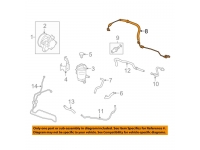 Power Steering Feed Hose
