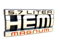 2003-2005 Hemi Emblem