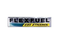 Flex Fuel Emblem