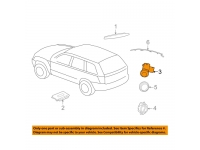 Rear Park Assist Sensor