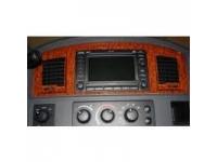SLT Woodgrain Navigation Radio Bezel