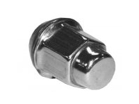Chrome Cap Lug Nut