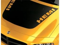 Daytona R/T Hood Hemi Decal