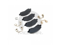 Disc Brake Pad And Hardware Kit