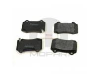 Disc Brake Pad Installation Kit(Rear)