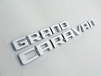 Grand Caravan Liftgate Nameplate