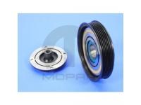 Ac Compressor Clutch Pulley