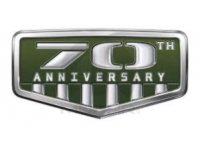 Jeep 70th Anniversary Badge