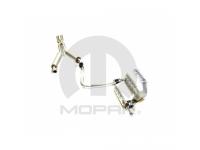 Exhaust Muffler(Rear Right)