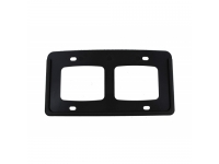 Front License Plate Frame