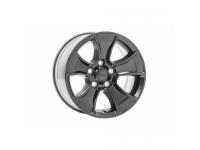 17 Inch Satin Black 5 Spoke Wheel