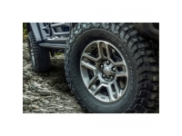 17 Inch Slotted Off Road Wheel